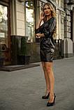 Платье 153R1108 цвет Черный, фото 4