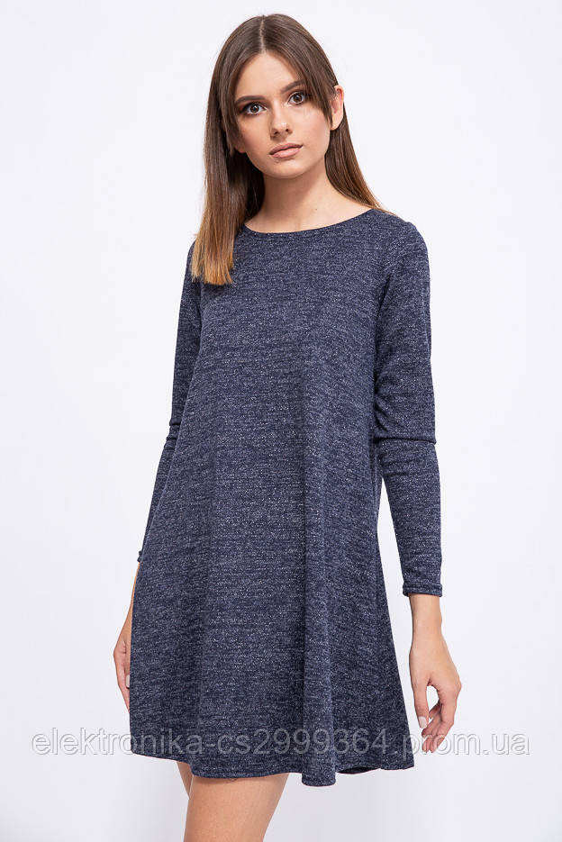 Платье 153R1089 цвет Темно-синий