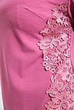 Платье 150R651 цвет Темно-коралловый, фото 4