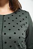 Платье женское 150R649 цвет Зеленый, фото 5