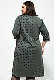 Платье женское 150R649 цвет Зеленый, фото 4