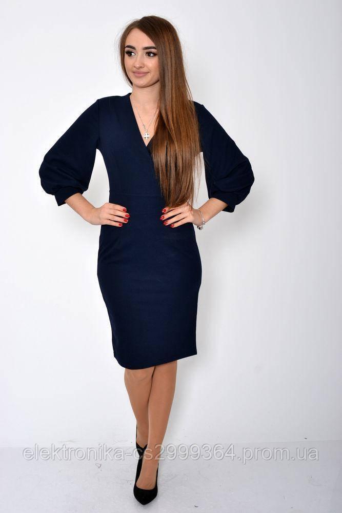 Платье женское 119R459 цвет Синий
