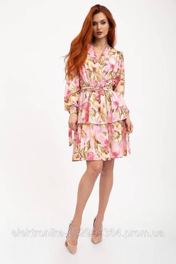 Платье женское 119R44 цвет Розовый