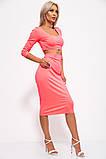 Костюм женский 150R416 цвет Розовый, фото 2