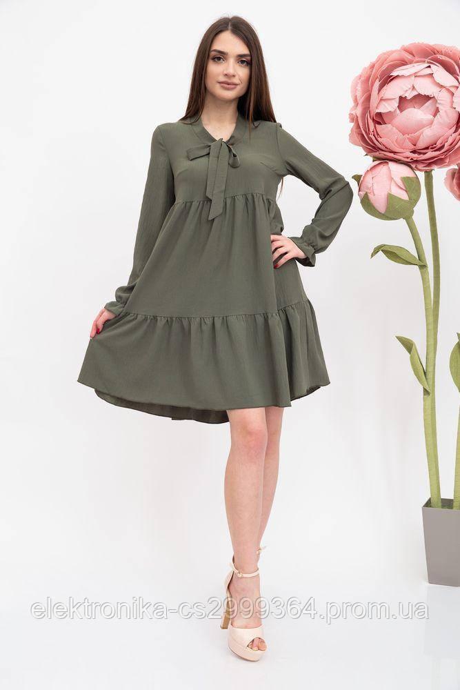 Платье женское 119R3 цвет Хаки