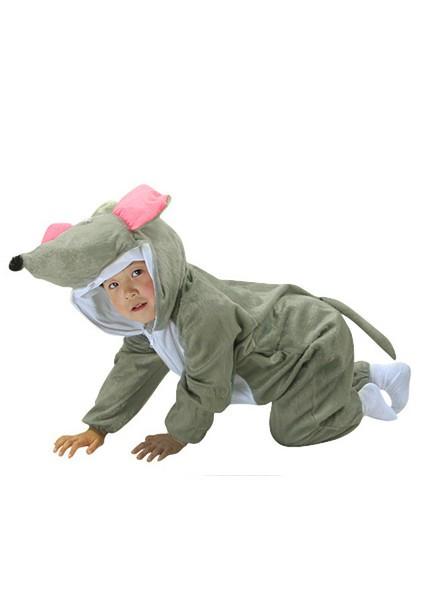 Детский кигуруми  Мышка для мальчика/девочки.