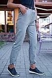 Брюки женские 149R9307-5 цвет Серый, фото 5