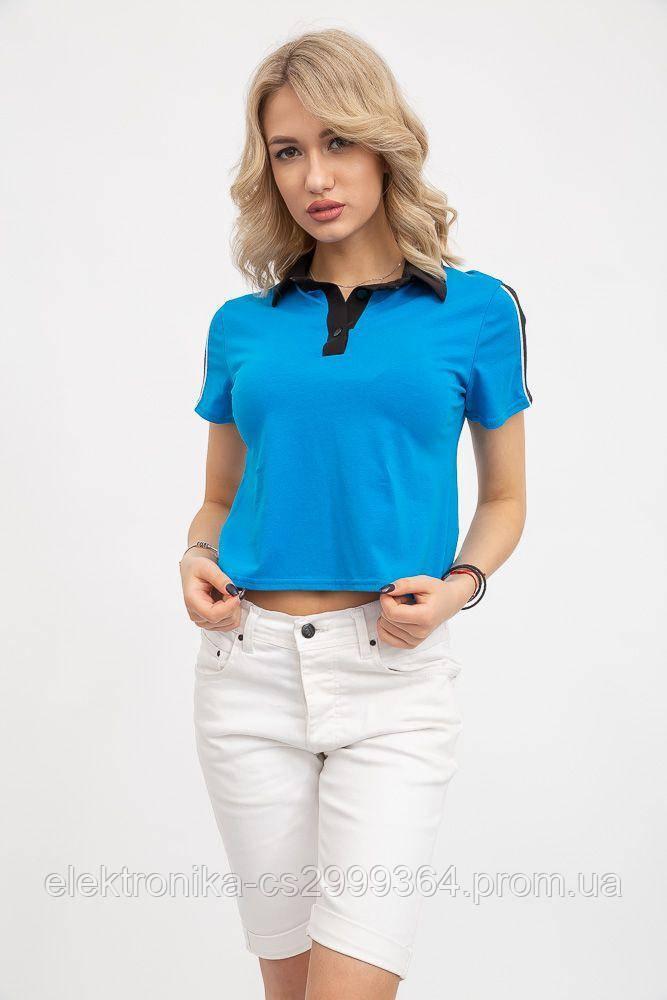 Топ женский 119R208 цвет Голубой