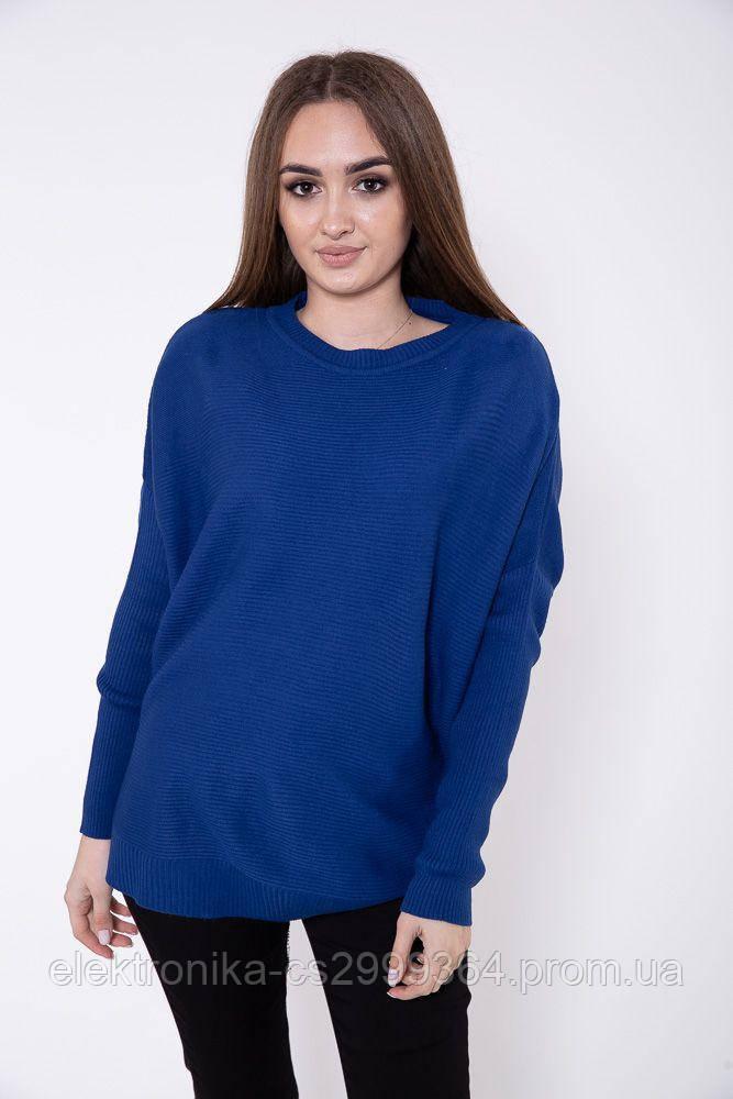 Свитер женский 117R6293 цвет Синий