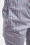 Брюки женские 133R002 цвет Серый, фото 2