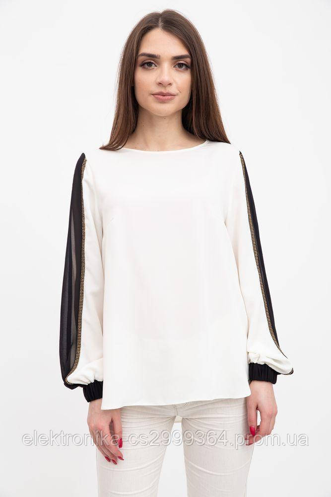 Блуза 117R4002 цвет Молочный