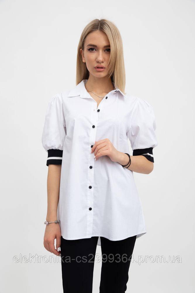Рубашка женская 117R312002 цвет Белый