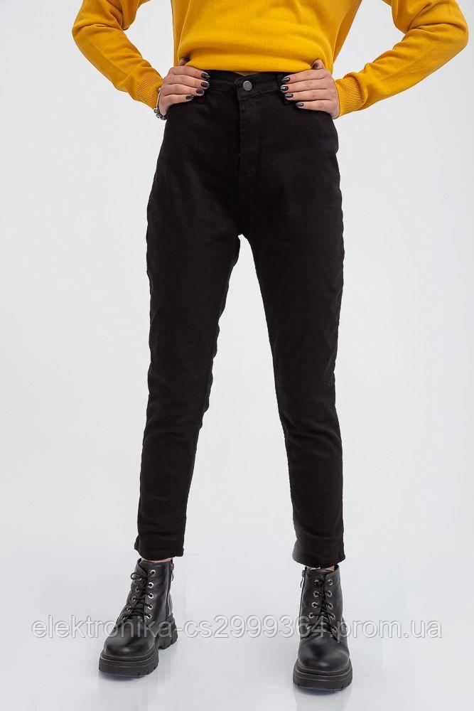 Джинсы  женские 117R252 цвет Черный