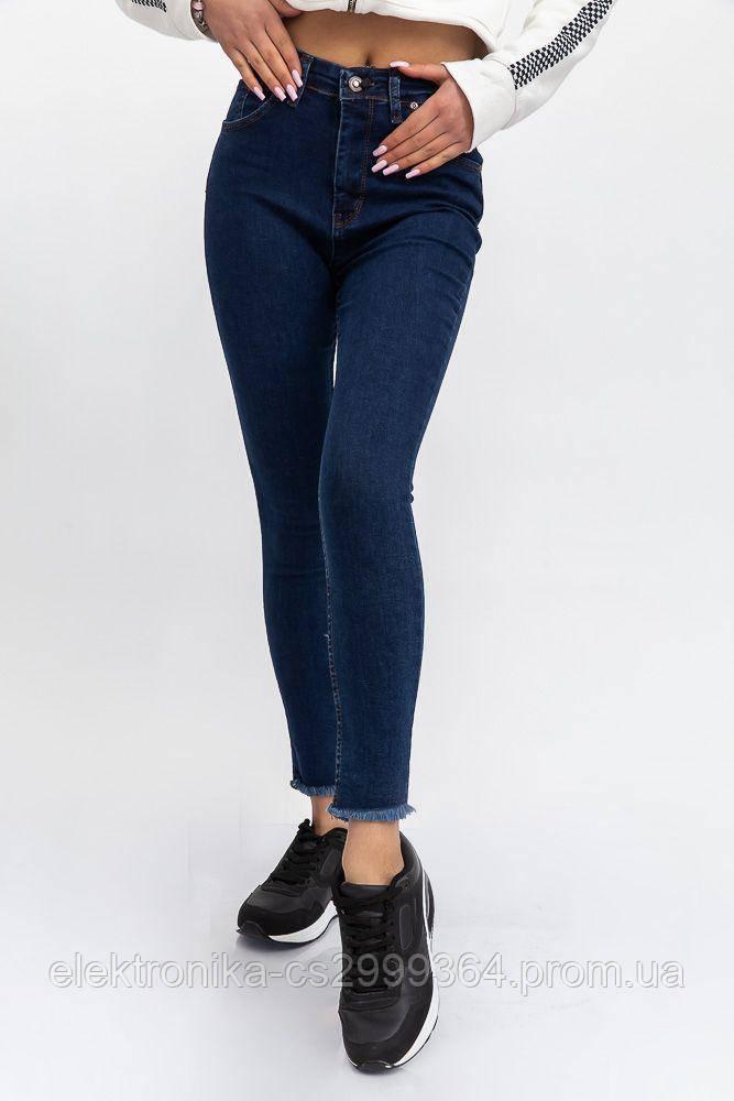 Джинсы женские 117R204 цвет Темно-синий