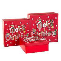 Набор коробок из 3 шт. 28*28*11 (8211-006)