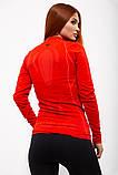 Рашгард женский 117R076 цвет Красный, фото 4