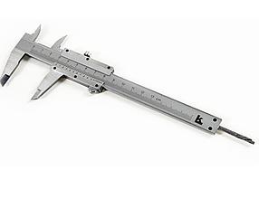 Штангенциркуль колумбик 150мм TOPTUL IACA0150