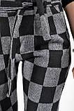 Брюки женские 117R044 цвет Черный, фото 5