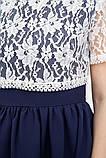 Платье женское 131R2781 цвет Синий, фото 4