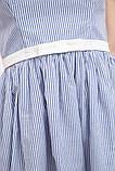 Платье женское 131R2770 цвет Сине-белый, фото 4