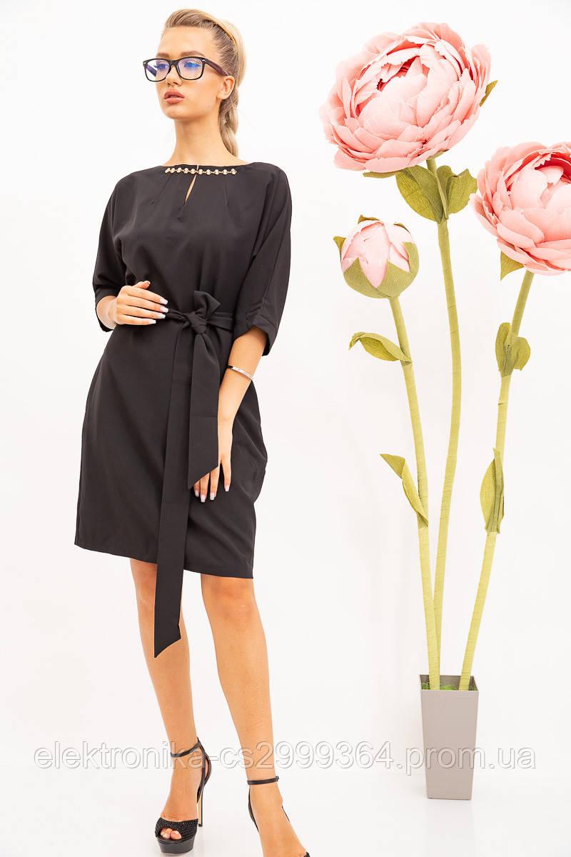 Платье женское 131R1990-1 цвет Черный