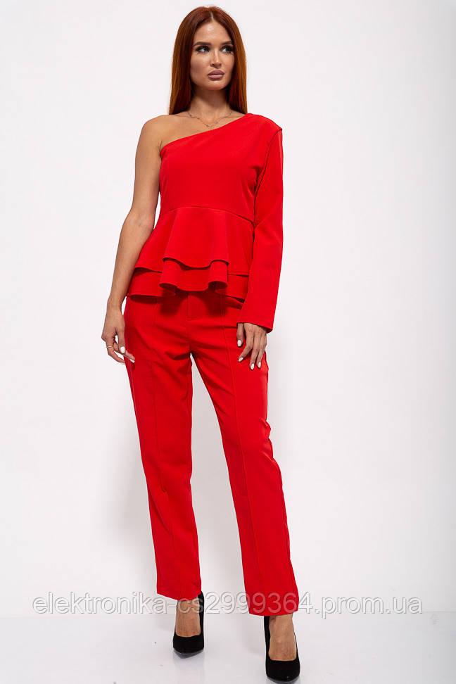 Костюм женский 131R19060 цвет Красный