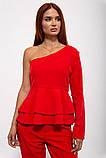 Костюм женский 131R19060 цвет Красный, фото 4