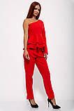 Костюм женский 131R19060 цвет Красный, фото 2