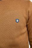 Свитер мужской 117R006(7205) цвет Коричневый, фото 5