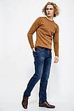 Свитер мужской 117R006(7205) цвет Коричневый, фото 2