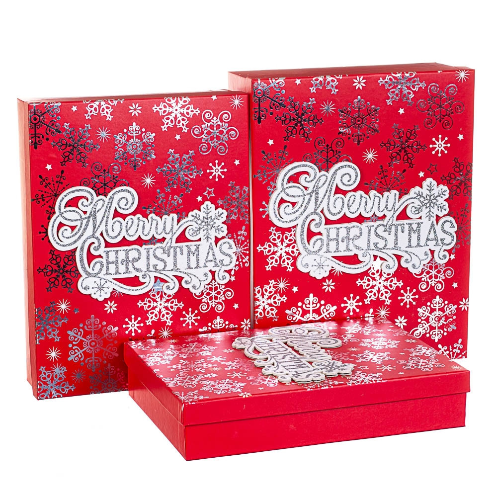 Набір коробок з 3 шт. 39*30*11 (8211-036)