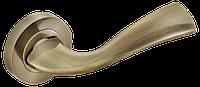 Ручка дверная на розетке MVM Z-1259 AB