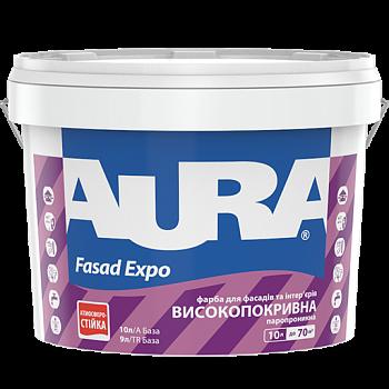 Aura Fasad Expo Универсальная краска для фасадов и интерьеров