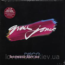 Вінілова платівка GRACE JONES Disco (2015) Vinyl (LP Record)
