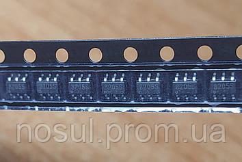 8205S 8205A CEG8205A FS8205A SOT23-6 двойной транзистор MOSFET N-канальный lithium battery protection