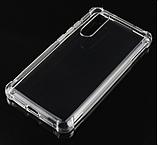 Комплект пленка + прозрачный силиконовый чехол PZOZ для Sharp Aquos S2 / Aquos C10 / Sharp C10, фото 3