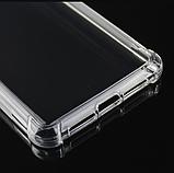 Комплект пленка + прозрачный силиконовый чехол PZOZ для Sharp Aquos S2 / Aquos C10 / Sharp C10, фото 5