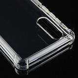 Комплект пленка + прозрачный силиконовый чехол PZOZ для Sharp Aquos S2 / Aquos C10 / Sharp C10, фото 6