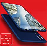 Комплект пленка + матовый силиконовый чехол для Sharp Aquos S2 / Sharp C10 / SH-Z01 / FS8010 /, фото 3