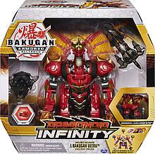БакуганДрагоноид Инфинити Бронированный Bakugan Armored Alliance Dragonoid Infinity из США