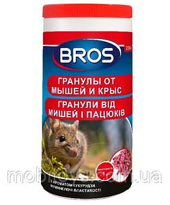 "От грызунов ""Bross"" 250 гр. 15 шт / ящ."