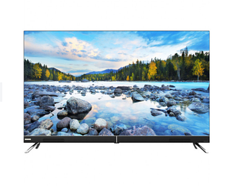 Телевизор GRUNHELM GT9FLSB32, frameless + Soundbar + decor Android 9.0 SMART HD