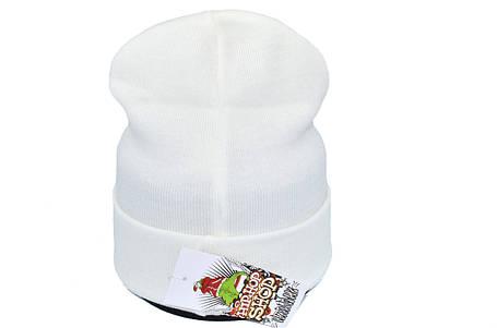 Шапка Hip Hop Shop BTS 55-59 см белая (H-08118-263), фото 2