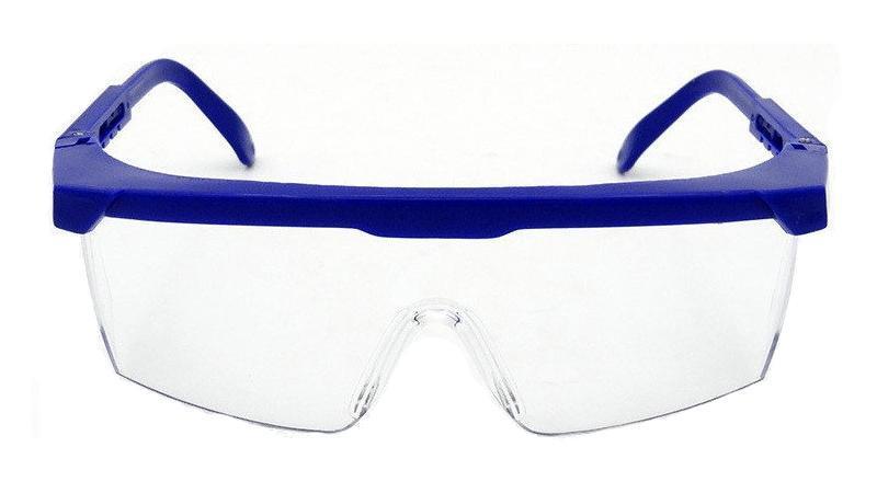Защитные очки от пыли пластик (10733)