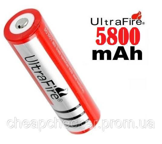 Акумулятор Bailong BL 18650 Li-Ion 5800 mAh