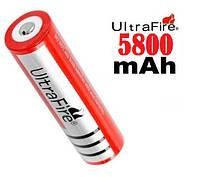 Акумулятор Bailong BL 18650 Li-Ion 5800 mAh, фото 1