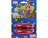 Карнавальные Накладные Губы Большие Max Lips Прикол для Вечеринки Маскарад, фото 1