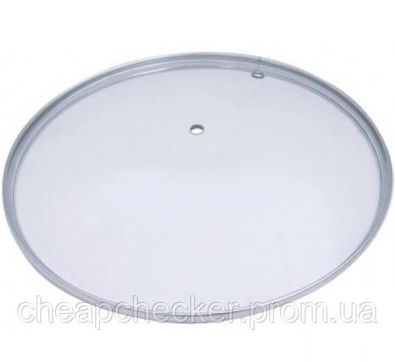 Крышка Стеклянная Для Кухонной Посуды 20 См UN-2203 б/к Прозрачная