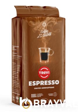 Кофе молотый Trevi Espresso 250 г
