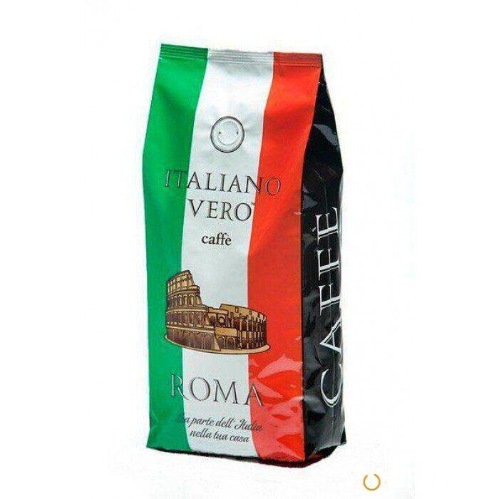 Кофе ITALIANO VERO ROMA 1 кг